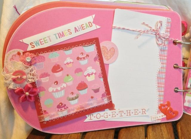 Cupcake Love Album 11