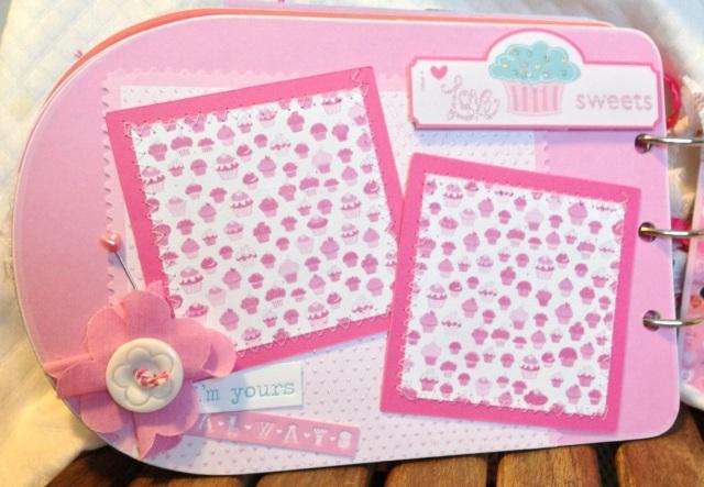Cupcake Love Album 13