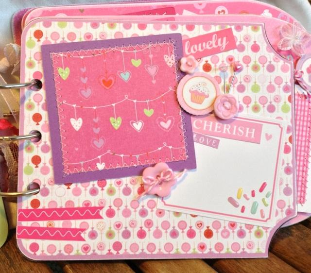 Cupcake Love Album 4