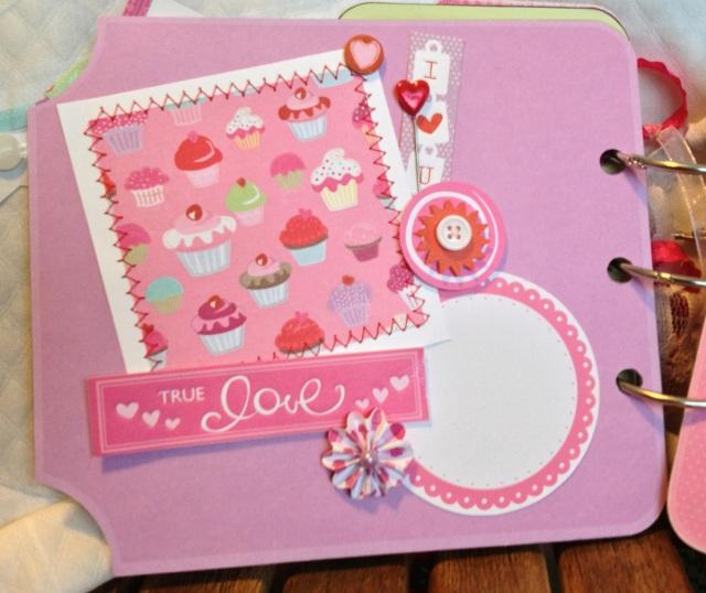 Cupcake Love Album 5