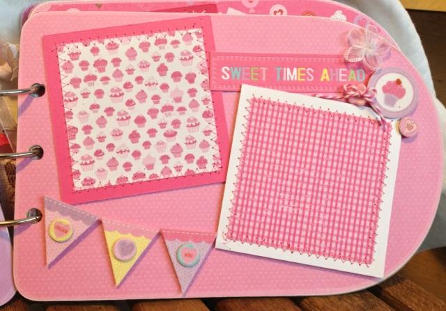 Cupcake Love Album 6
