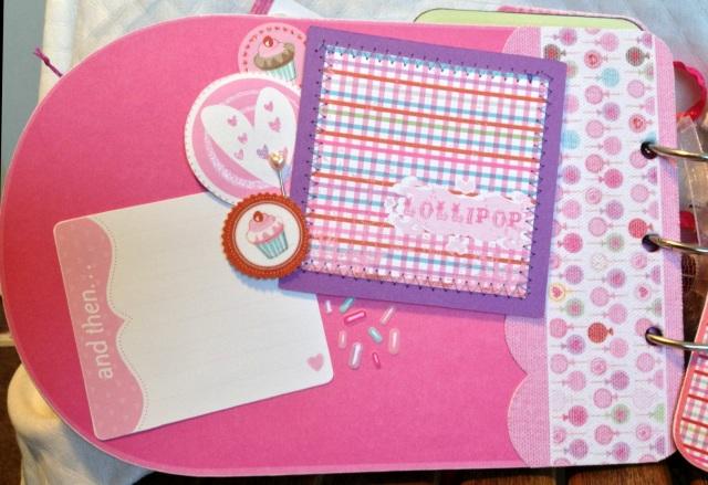 Cupcake Love Album 7
