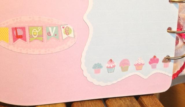 Cupcake Love Album Back
