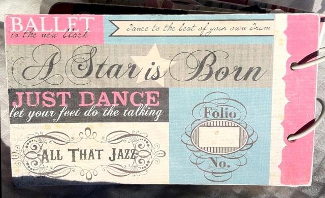 Dance Albumback