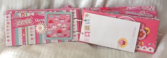 Sweet Cupcake Pages 2