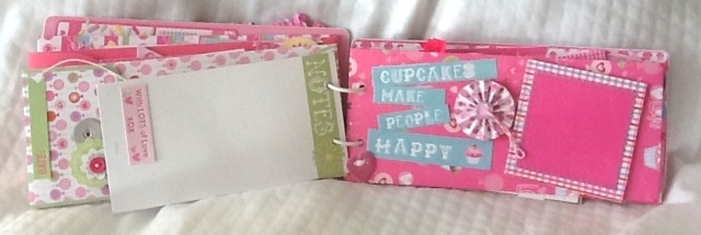Sweet Cupcake Pages 7
