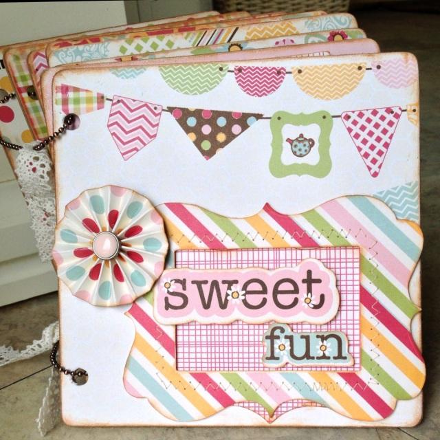 Sweet Fun Album Covers   1