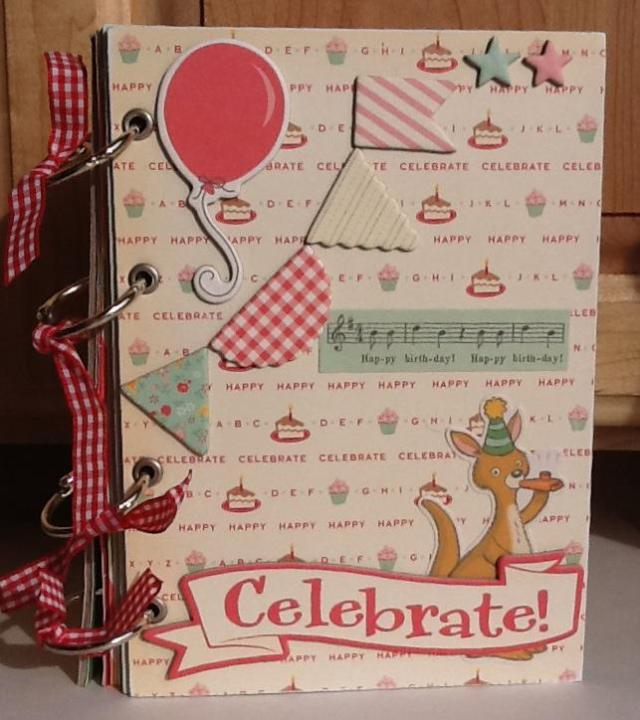 'Celebrate' Birthday Album