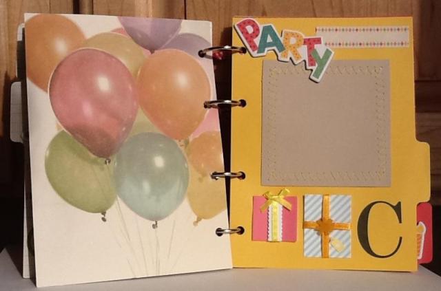 'Celebrate' Birthday Album6