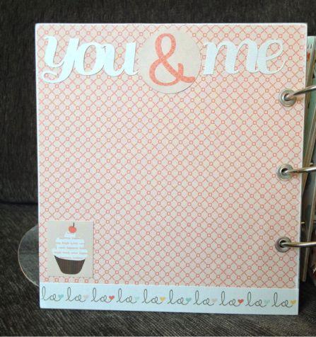 Echo Park 'Sweet Day' Mini Album